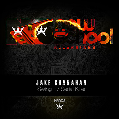 Jake Shanahan – Swing It / Serial Killer