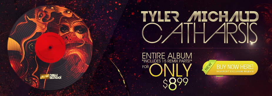 Tyler Michaud 'Catharsis' out now